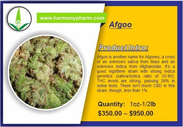 Buy Afgoo