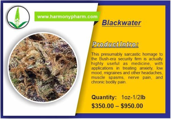 Buy Blackwater