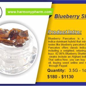 Blueberry Shatter