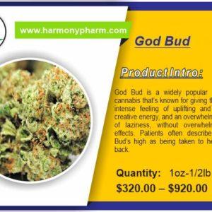 Buy God Bud