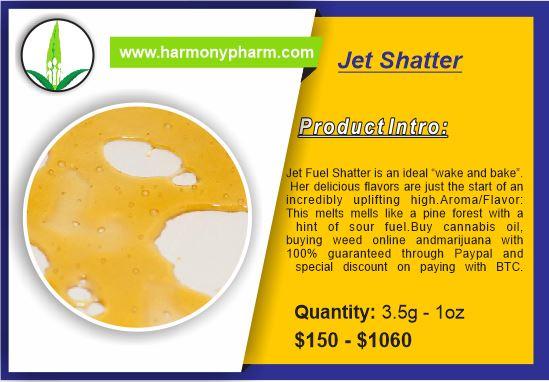 Jet Shatter