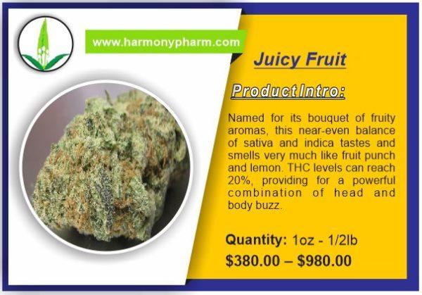 Buy Juicy Fruit