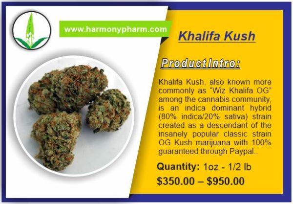 Buy Khalifa Kush