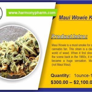 Maui Wowie Kush