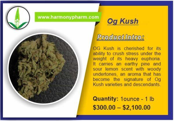 Buy Og Kush