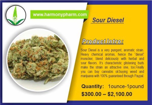 Buy Sour Diesel
