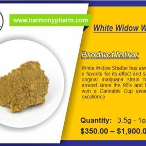 White Widow Wax